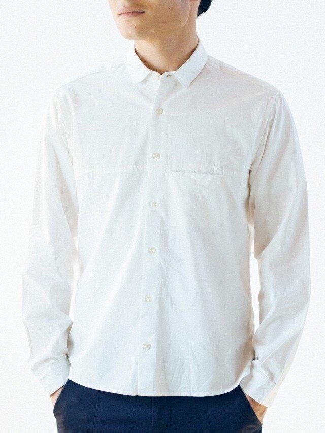 コンフォートシャツ (白) | メンズ 14SSMS サイズ:1の画像1枚目
