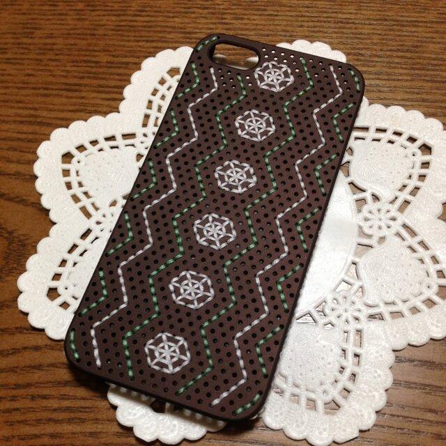 Mu_c10★フラワーiPhone5ケース・マーガレットの画像1枚目