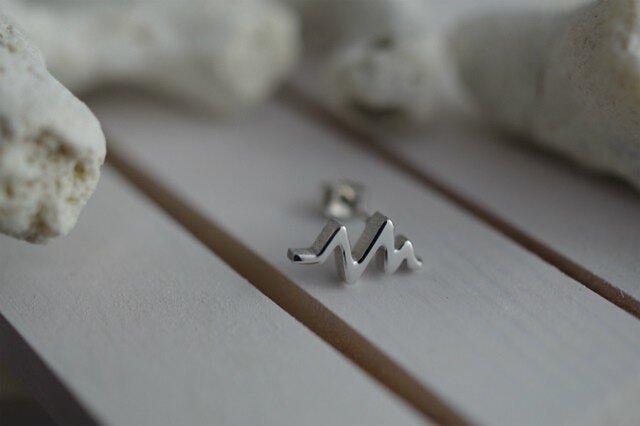 sindenzu pierced earrings 1の画像1枚目