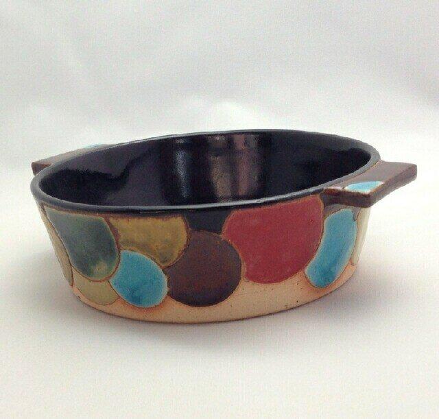 グラタン皿の画像1枚目