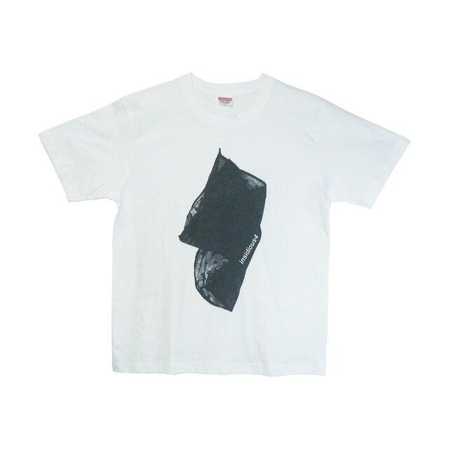 6.2oz Tシャツ white M レース1の画像1枚目