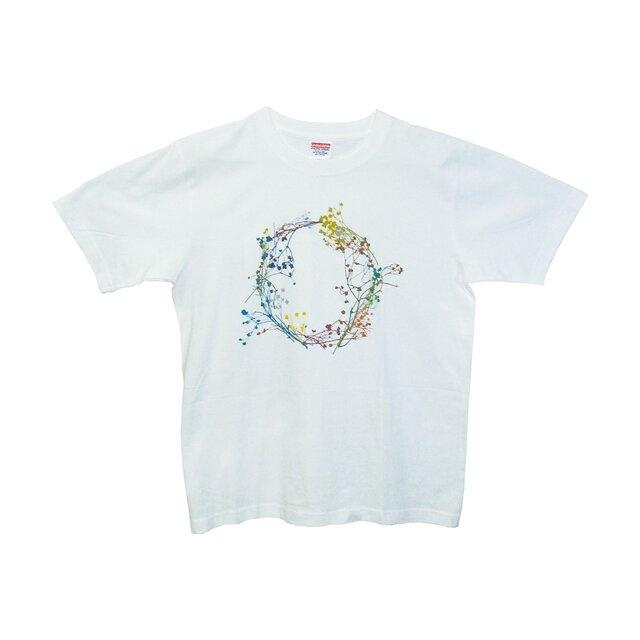 6.2oz Tシャツ white M 22の画像1枚目