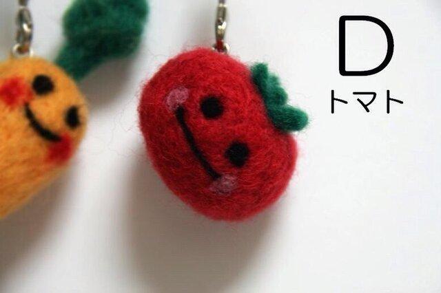 トマト  ストラップ♪HV-t01の画像1枚目