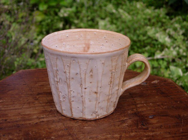 しのぎマグカップ hm-01の画像1枚目
