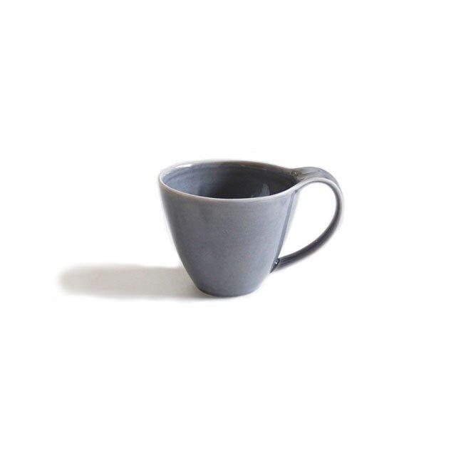 Våg コーヒーカップ Grayの画像1枚目