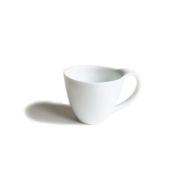 Våg コーヒーカップ Whiteの画像1枚目