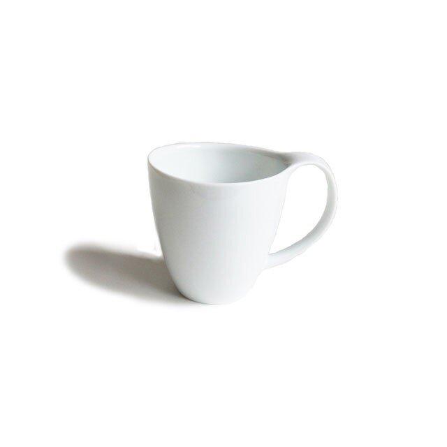 Våg マグカップ Whiteの画像1枚目