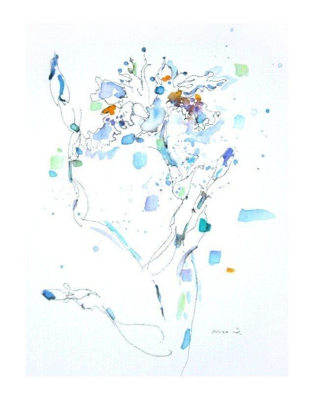 花(シャガ)の画像1枚目