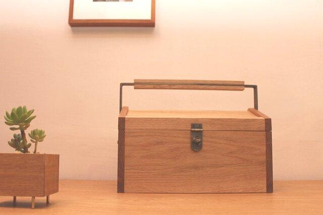 裁縫箱の画像1枚目