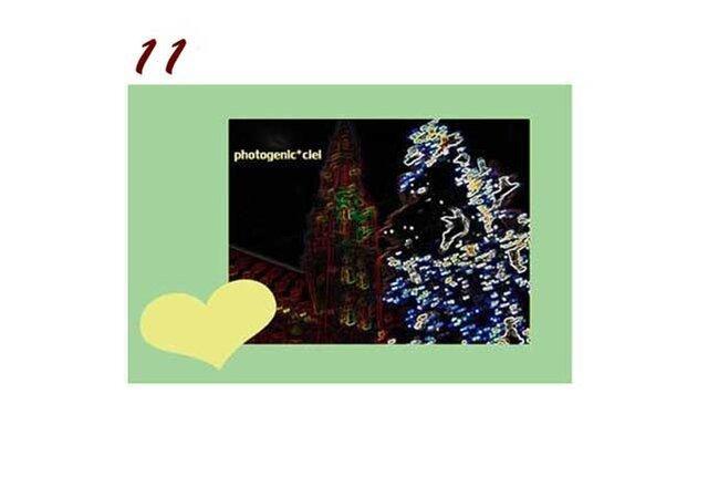 Postcard 2枚セット 【11~15】の画像1枚目