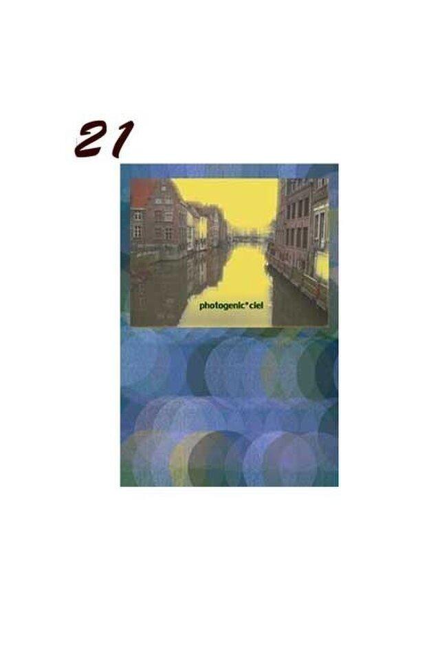Postcard 2枚セット 【21~25】の画像1枚目