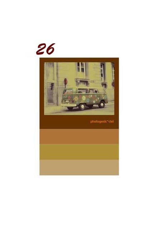 Postcard 2枚セット 【26~30】の画像1枚目