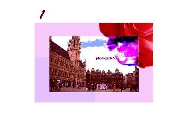 Postcard 2枚セット 【1~5】の画像1枚目