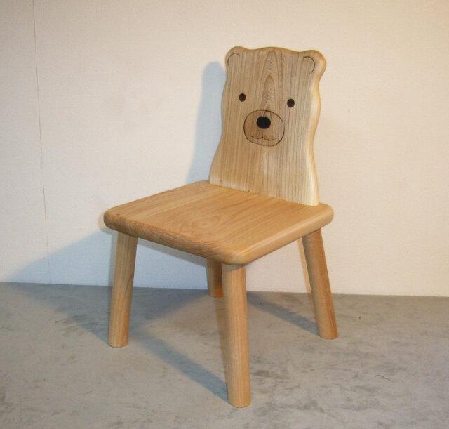 クマ椅子の画像1枚目