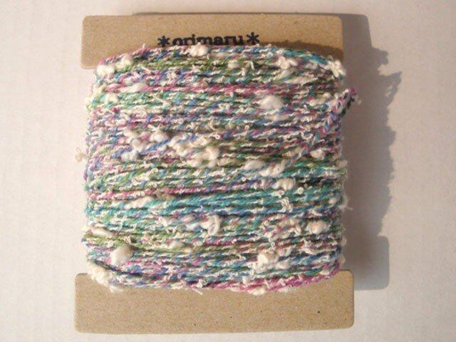 キナリポコポコ糸&グラデーション糸の画像1枚目