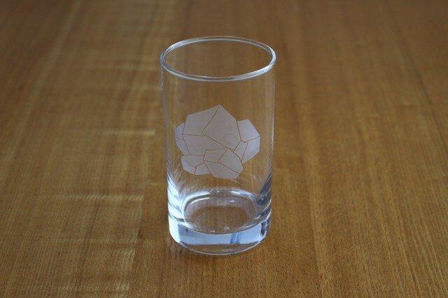 溶けない氷?グラスの画像1枚目