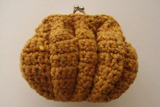 かぼちゃのガマグチの画像1枚目