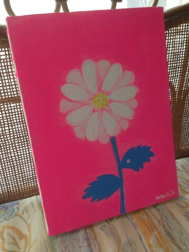 一輪の花の画像1枚目