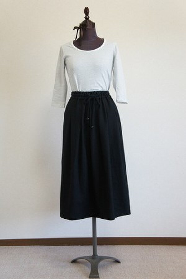 yoshiki様のタック入りギャザースカートの画像1枚目