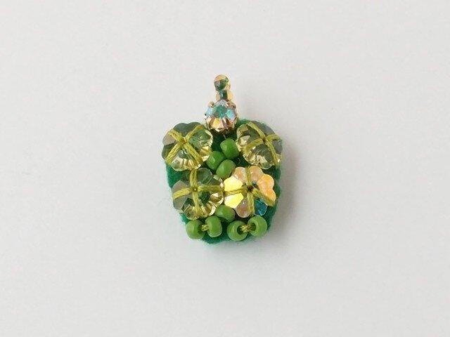 ベジピアス poivre vert (片耳)の画像1枚目