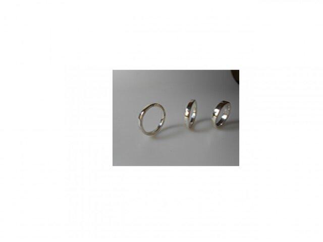 silver ringの画像1枚目