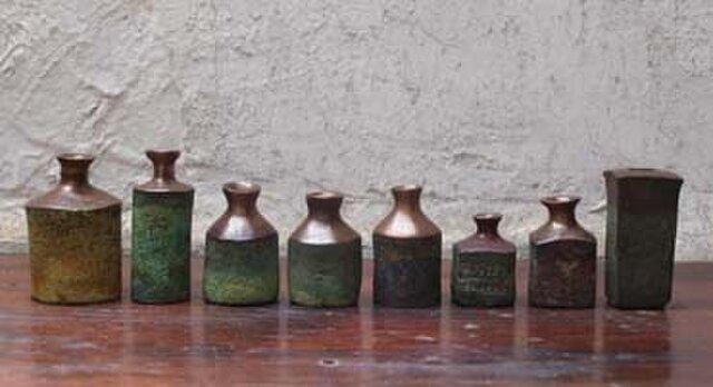 「ちいさな花器」no.7の画像1枚目
