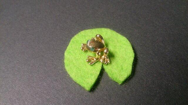 金カエル(かね蛙)の画像1枚目