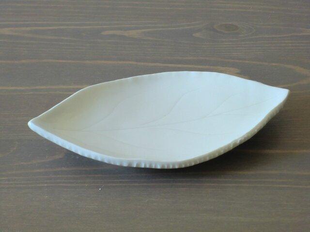 葉っぱ皿(大)の画像1枚目