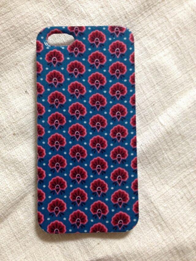 大人可愛いリバティiPhone5,5sケースの画像1枚目