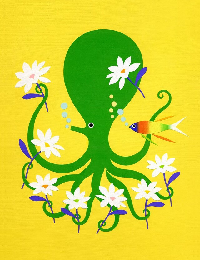 Octopus Gardenの画像1枚目