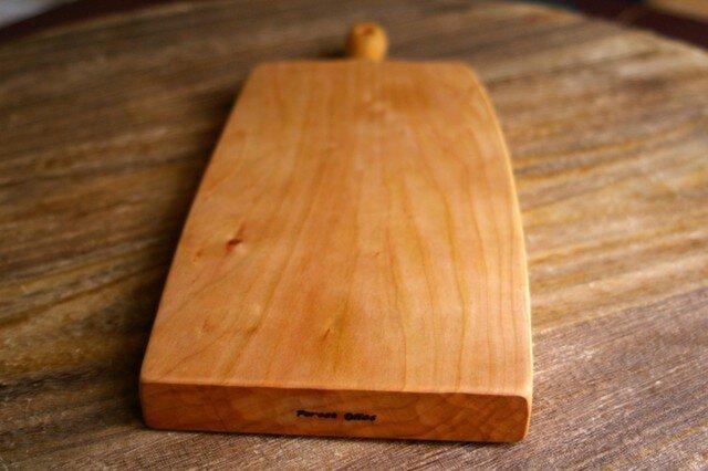柳のカッティングボード #1の画像1枚目