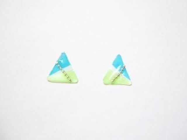 三角形G×Bピアスの画像1枚目