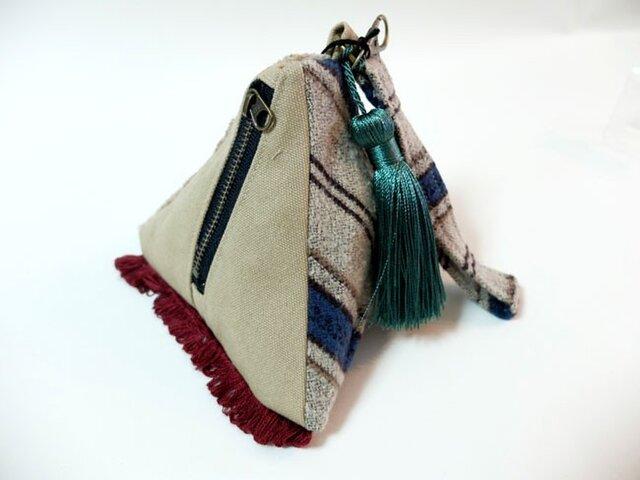 Pyramid pouchの画像1枚目