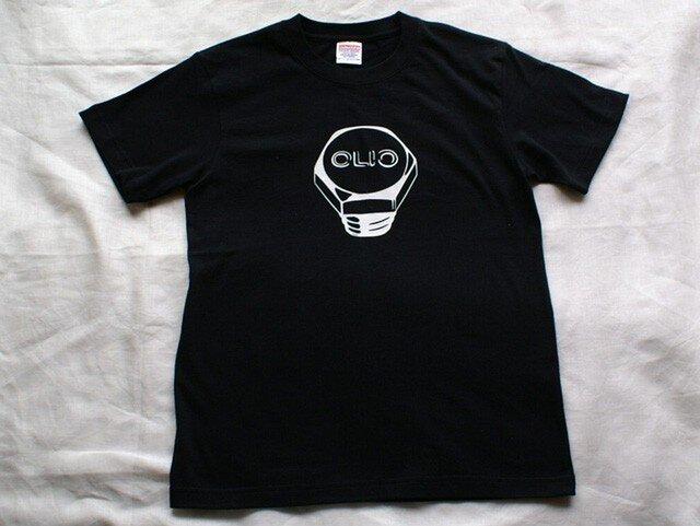 T-シャツ <OLIO> 黒  Sサイズの画像1枚目