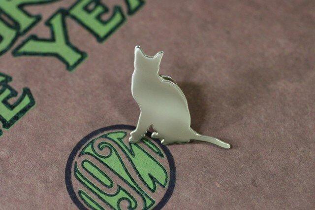 シルバーピンタック Cat-4-pinの画像1枚目