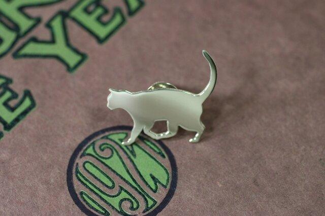 シルバーピンタック Cat-5-pinの画像1枚目