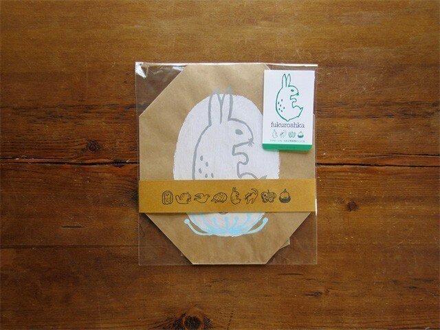 [fukuroshka]フクローシカ02/入れ子型封筒&カードの画像1枚目