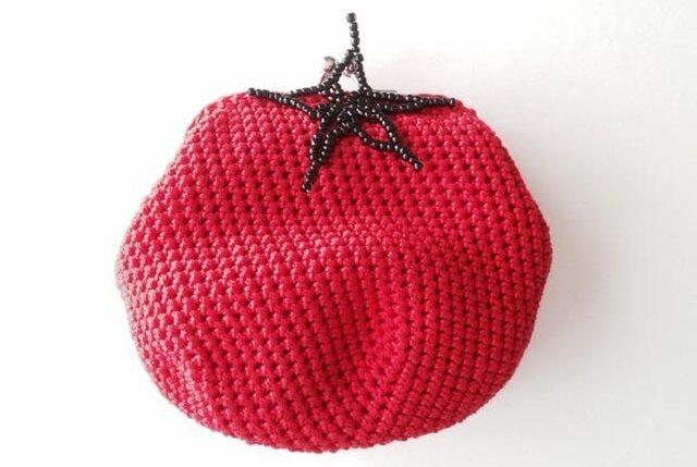 トマトのガマグチの画像1枚目