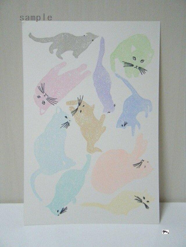 葉書〈CAT③-1〉の画像1枚目