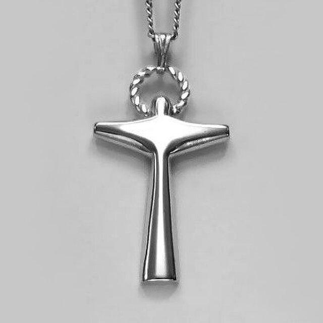 イエス・聖母マリア・教義・聖霊・使徒などを表した作品 聖母マリアを映した小さなクロス ac03s 好評ですの画像1枚目