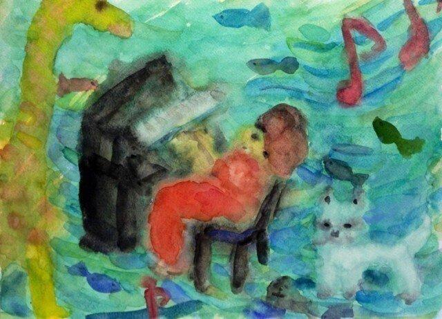 「ピアノの演奏会」の画像1枚目