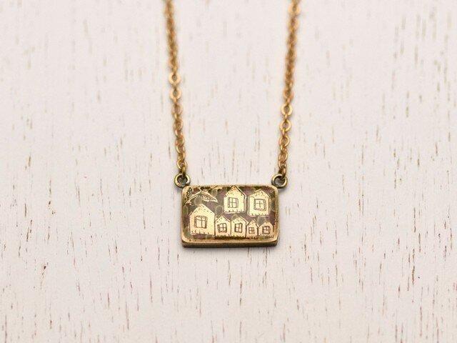 小さな家々の画像1枚目