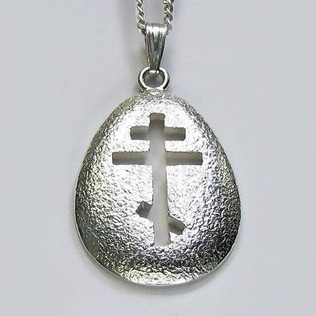 ロシア正教のクロス イースターエッグのロシア十字架 rc53 好評ですの画像1枚目
