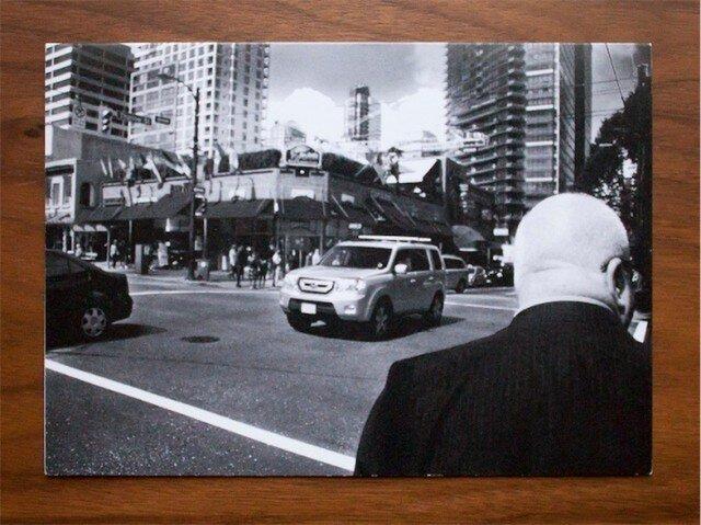 【グリーティングカード】Intersectionの画像1枚目