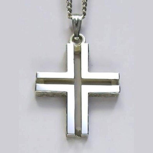 ギリシャ正教のクロス ボイデド・クロス(ギリシャ十字形) gc05 好評ですの画像1枚目