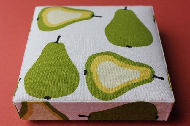 洋梨柄の箱の画像1枚目