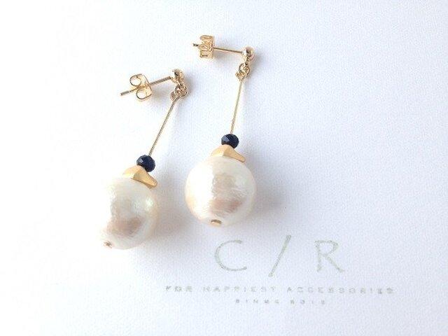 cotton pearl*Lの画像1枚目