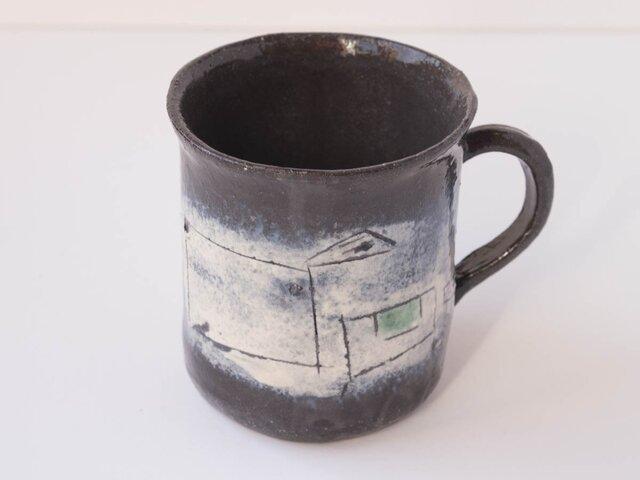 わんコーヒーマグカップの画像1枚目