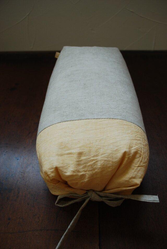 「調整枕」ベンガラシリーズ ++1の画像1枚目