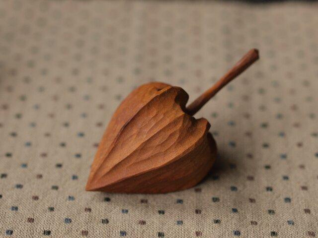 木のほおずき (小)カツラ の画像1枚目